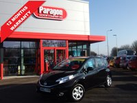 USED 2014 63 NISSAN NOTE 1.2 VISIA 5d 80 BHP ****12 months warranty****
