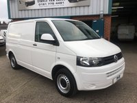 2011 VOLKSWAGEN TRANSPORTER SWB 2.0TDI 102bhp FULLY COLOUR CODED IDEAL CAMPER VERY CLEAN £8495.00