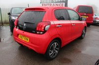 USED 2017 67 PEUGEOT 108 1.0 COLLECTION 5d 68 BHP