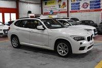 USED 2011 61 BMW X1 2.0 XDRIVE18D M SPORT 5d 141 BHP