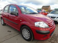2008 CITROEN C3 1.1 VIBE LOW MILES 47K GOOD SERVICE £1895.00