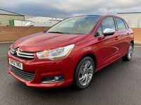 2013 CITROEN C4 1.6 SELECTION 5d 118 BHP