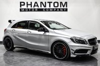 USED 2013 13 MERCEDES-BENZ A CLASS 2.0 A45 AMG 4MATIC 5d 360 BHP