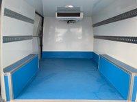 USED 2013 13 MERCEDES-BENZ VITO 2.1 116 CDI 163 BHP COMPACT FRIDGE TEMP CONTROLLED CHILLER FRIDGE CHILLER VAN, FDSH, OVERNIGHT STANDBY,