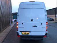 USED 2014 64 MERCEDES-BENZ SPRINTER 2.1 313 CDI LWB Air-Con 130 BHP A/C 2014/64 Plate Air-Con Cruise
