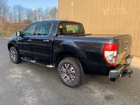 USED 2014 64 FORD RANGER 2.2 LIMITED 4X4 DCB 2014/64 PLATE TDCI  AUTO 150 BHP