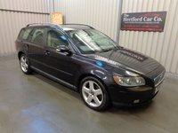2005 VOLVO V50 2.0 D SE 5d 135 BHP £2495.00