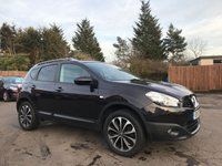 USED 2011 11 NISSAN QASHQAI 1.6 N-TEC 5d  FANTASTIC LOW MILEAGE EXAMPLE  NO DEPOSIT FINANCE ARRANGED, APPLY HERE NOW