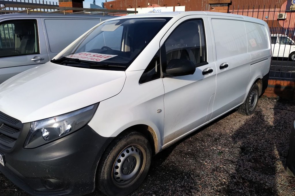 23adb6fb51 ... USED 2016 66 MERCEDES-BENZ VITO 1.6 111 CDI 1d 114 BHP ...