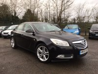 USED 2009 58 VAUXHALL INSIGNIA 2.0 CDTI SRI 5d  PARTNER EXCHANGE TO CLEAR  NO DEPOSIT  FINANCE ARRANGED, APPLY HERE NOW