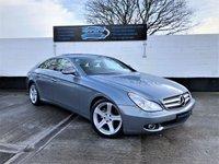 2007 MERCEDES-BENZ CLS CLASS 3.0 CLS320 CDI 4d AUTO 222 BHP £5490.00