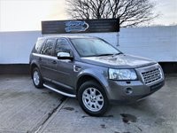2007 LAND ROVER FREELANDER 2.2 TD4 XS 5d AUTO 159 BHP £SOLD