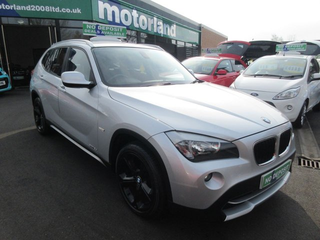 USED 2010 10 BMW X1 2.0 SDRIVE18D SE 5d 141 BHP ***JUST ARRIVED...TEST DRIVE TODAY***NO DEPOSIT DEALS