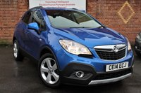 USED 2014 14 VAUXHALL MOKKA 1.6 i VVT 16v Exclusiv (s/s) 5dr * LOW MILEAGE * 3 SERVICES