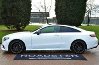 USED 2018 18 MERCEDES-BENZ E-CLASS 2.0 E220d AMG Line (Premium) 9G-Tronic (s/s) 2dr COMMAND+CAMERA+PAN ROOF