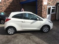 USED 2014 14 FORD KA 1.2 EDGE 3d 69 BHP Only £30 Road Tax and 28,000 Miles, Low Insurance Group,Pre Sale Service & 12 Mths Mot