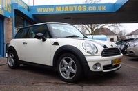 USED 2010 10 MINI HATCH COOPER 1.6 COOPER 3dr 118 BHP NEED FINANCE??? APPLY WITH US!!!