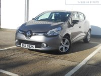 USED 2016 RENAULT CLIO DYNAMIQUE MEDIA NAV TCE