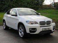 2013 BMW X6 3.0 XDRIVE40D 4d AUTO 302 BHP £20990.00