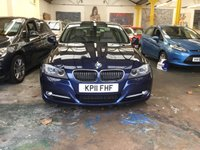 USED 2011 11 BMW 3 SERIES 2.0 320D EXCLUSIVE EDITION 4d AUTO 181 BHP