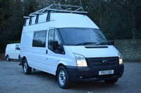 USED 2012 12 FORD TRANSIT 2.2 350 H/R 5DR 99 BHP