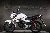 USED 2016 66 HONDA CB125  GOOD & BAD CREDIT ACCEPTED, OVER 600+ BIKES IN STOCK