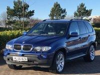 2006 BMW X5 3.0 D SPORT EDITION 5d AUTO 215 BHP £4995.00
