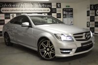 USED 2012 62 MERCEDES-BENZ C CLASS 2.1 C250 CDI BLUEEFFICIENCY AMG SPORT PLUS 2d 202 BHP