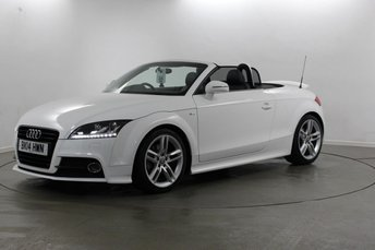View our AUDI TT