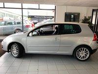 2008 VOLKSWAGEN GOLF 2.0 GT SPORT TDI 3d 138 BHP £4995.00