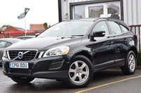 USED 2011 61 VOLVO XC60 2.4 D3 SE AWD 5d 161 BHP Full Service History With 7 Volvo Service Stamps.