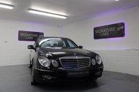 2008 MERCEDES-BENZ E CLASS 3.0 E280 CDI AVANTGARDE 4d AUTO 187 BHP £4400.00