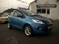 USED 2010 FORD KA 1.2 EDGE 3d 69 BHP 24 781 Miles, Ford History, Two Keepers!