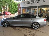 2012 BMW 5 SERIES 2.0 520D M SPORT 4d 181 BHP £13475.00
