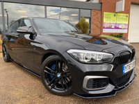 2017 BMW 1 SERIES 3.0 M140I SHADOW EDITION 5d AUTO 335 BHP £27995.00