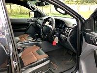 USED 2017 67 FORD RANGER 3.2 TDCI WILDTRAK 4X4 TDCI AUTO 197 BHP DOUBLE CAB PICK UP SATNAV* REVERSE CAM* P/SENSERS