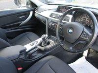USED 2013 13 BMW 3 SERIES 320D EFFICIENTDYNAMICS (SAT NAV) 5dr SAT NAV / BLUETOOTH / £20 A YEAR TAX