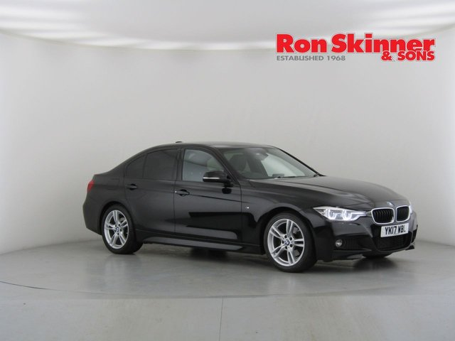 View our 2017 17 BMW 3 SERIES 2.0 320D M SPORT 4d AUTO 188 BHP with BMW Pro Media Pack + Enhanced Bluetooth + More