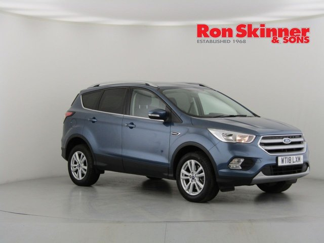 View our 2018 18 FORD KUGA 1.5 ZETEC TDCI 5d 118 BHP with Appearance Pack