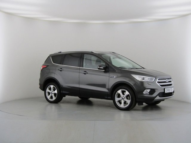 View our 2018 18 FORD KUGA 2.0 TITANIUM X TDCI 5d 148 BHP with Appearance Pack