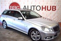 USED 2010 MERCEDES-BENZ E-CLASS 2.1 E250 CDI BLUEEFFICIENCY AVANTGARDE 5d AUTO 204 BHP