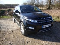 2015 LAND ROVER RANGE ROVER EVOQUE 2.2 SD4 PURE TECH 5d AUTO 190 BHP £19995.00