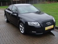 USED 2011 11 AUDI A6 2.0 TDI S LINE SPECIAL EDITION 4d 168 BHP