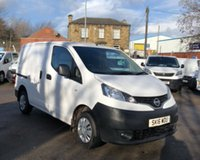 USED 2016 16 NISSAN NV200 1.5 DCI ACENTA 1d 110 BHP