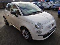 2008 FIAT 500 1.2 POP 3d 69 BHP £2895.00