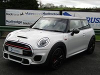 USED 2016 16 MINI HATCH JOHN COOPER WORKS 2.0 JOHN COOPER WORKS 3d 228 BHP