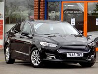 USED 2017 66 FORD MONDEO 1.5 TDCi Econetic Zetec 5dr (Nav) ** Sat Nav + Bluetooth **