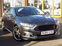 USED 2016 66 FORD MONDEO 2.0 TDCi ST-LINE NAV 5dr (150)