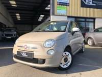 2013 FIAT 500 1.2 COLOUR THERAPY 3d 69 BHP £3848.00