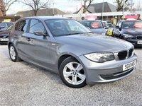 2010 BMW 1 SERIES 2.0 118D SE 5d 141 BHP £5695.00